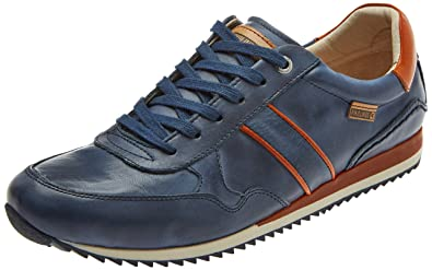 Belfort M8k, Sneakers Basses Homme, Bleu (Nautic), 40 EUPikolinos