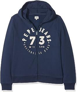 Pepe Jeans Jungen Sweatshirt Sand Jr PB580911