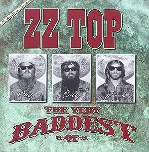 Very Baddest Of Zz Top