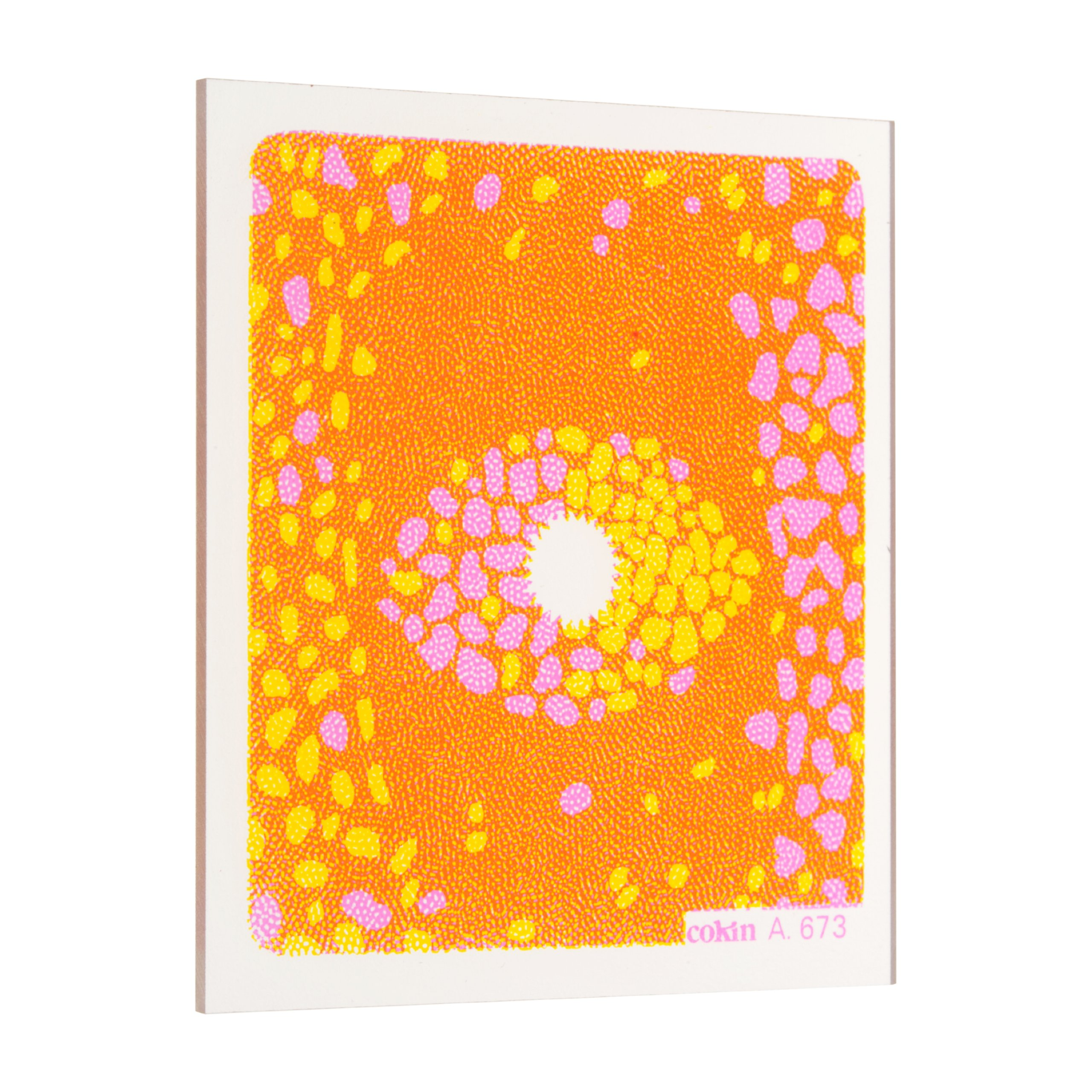 Cokin A673 Filter A Yellow/Pink Bi-Color by Cokin