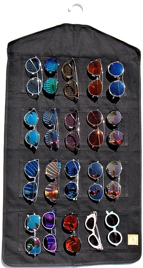 8706dfca87 Amazon.com  Sunglasses Organizer for Closet Storage