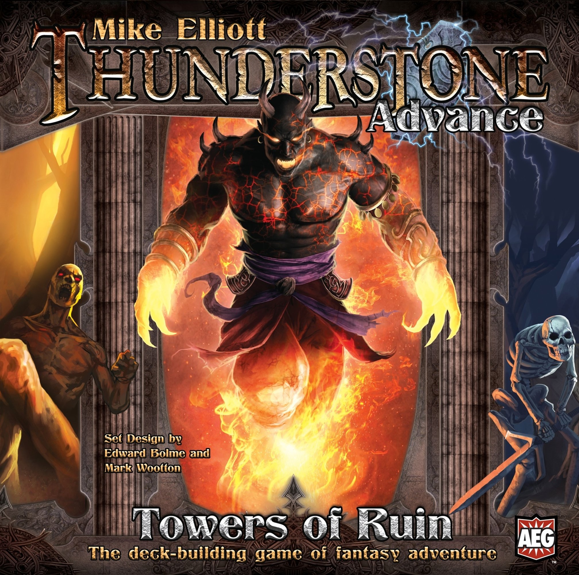 Thunderstone Advance Towers Of Ruin by AEG