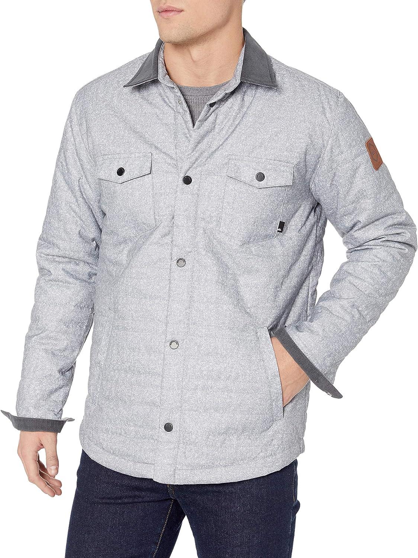 Quiksilver Men's Broken Nose Jacket: Clothing