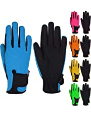 Amazon.com: Riding Gloves - Equestrian Sports: Sports