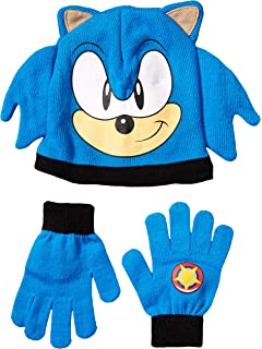 Sonic The Hedgehog Boys Little Sonic Winter Beanie