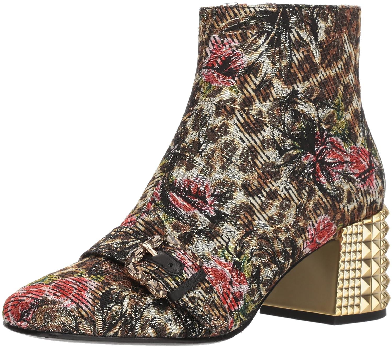 Ash Women's Esquire Ankle Boot B0757Q2PRX 36 M EU (6 US)|Rose/Leo