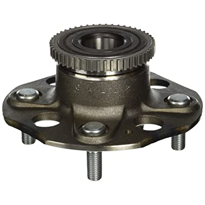 Timken 512178 Axle Bearing and Hub Assembly: Automotive