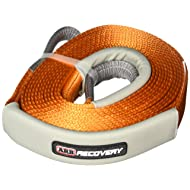 "ARB 4x4 Accessories ARB705LB Orange 30' x 2 3/8"" Snatch Strap Recovery, 1 Pack"