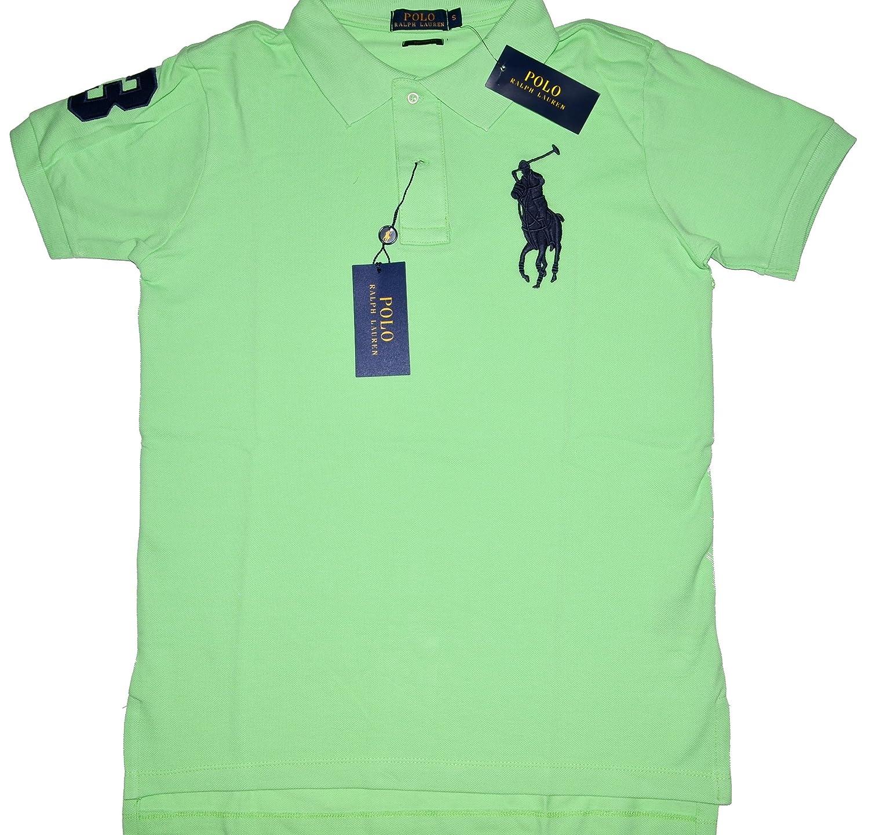 Ralph Lauren - Polo - Polo - Cuello de Polo - para Hombre Verde ...
