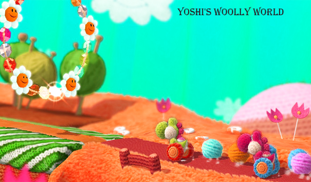 Yoshis Wooly World Wiki Guide  IGN