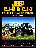Jeep CJ-5 & CJ-7: 4x4 Performance Portfolio 1976-1986