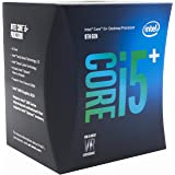Intel CPU/Core i5 + 8500 4.10 GHz fc-lga14 C Box – Prozessoren (up to 4.10 GHz), 3,00 GHz, 14 NM, 9 MB, 4,10 GHz, dmi3, Coffee Lake