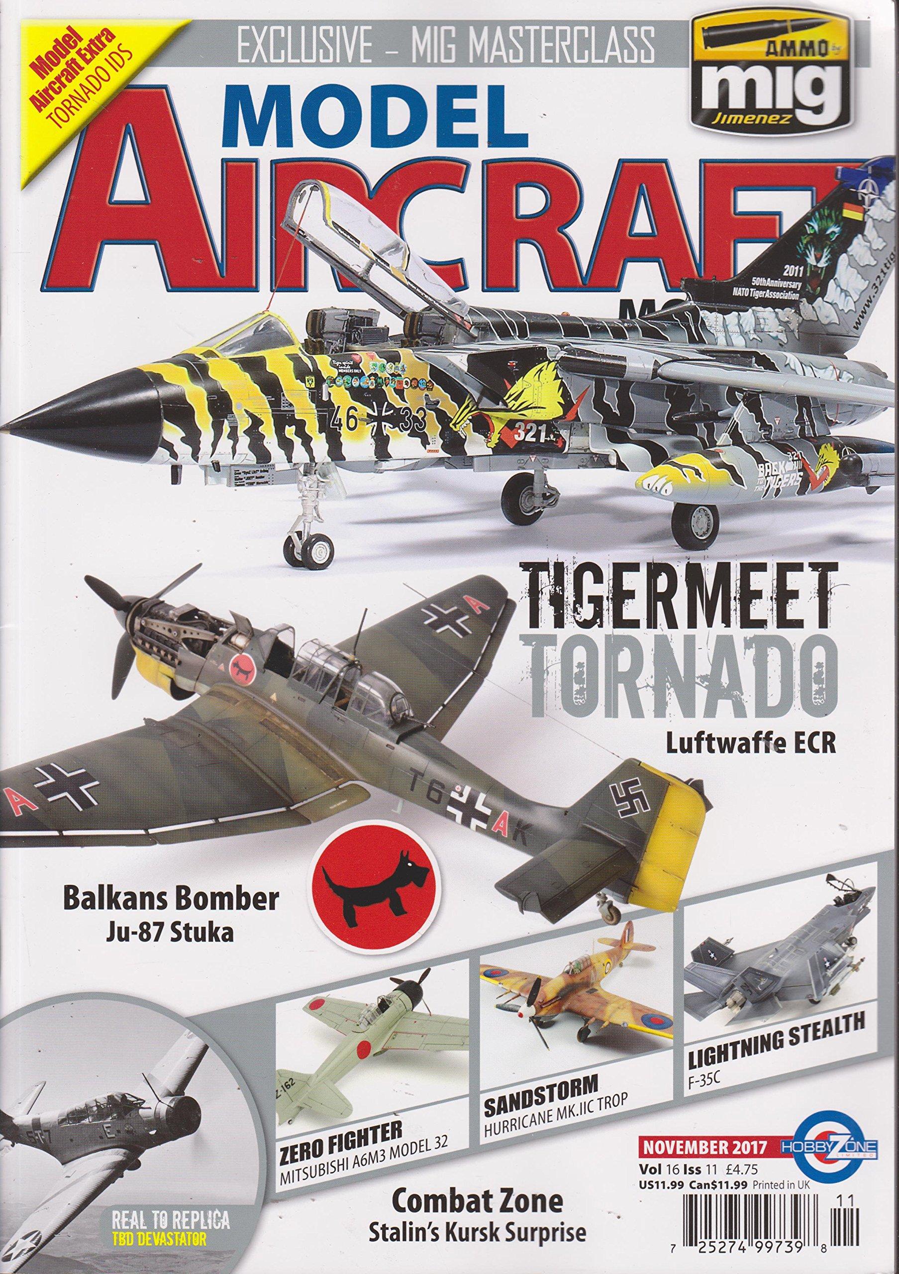 Model Aircraft Magazine November 2017 PDF