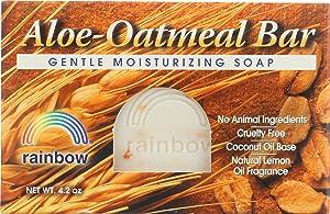 Rainbow Research Aloe-oatmeal Bar Soap - 4.2 Oz