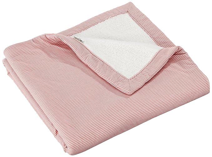 Noppies U Cradle Blanket Sweat Noceto 75x100 cm, Saco de Dormir Infantil, Rosa (Old Pink C104), Talla única: Amazon.es: Ropa y accesorios