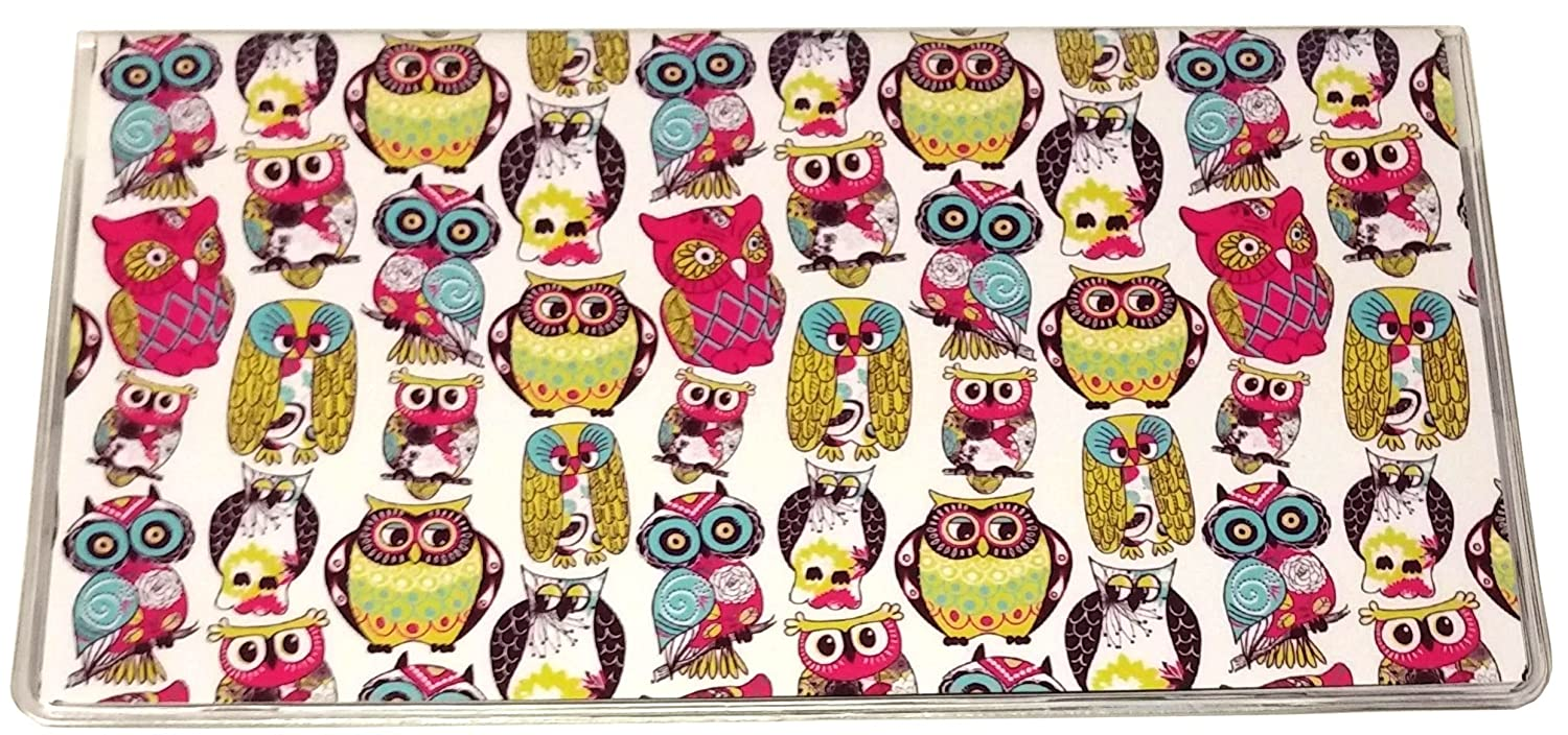 2 Year 2019-2020 Cute Owl Pocket Calendar Planner Datebook w/Note Pad