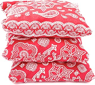product image for Warmables Lunch Box Warmers, Set of 3, Red Paisley