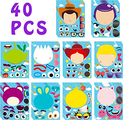 "FANTASTIC FUN STICKERS /"" DRESS UP /"" FOR CARDS /& CRAFT"