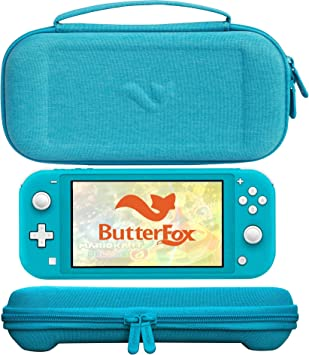 ButterFox Premium - Funda Fina para Nintendo Switch Lite con 19 ...