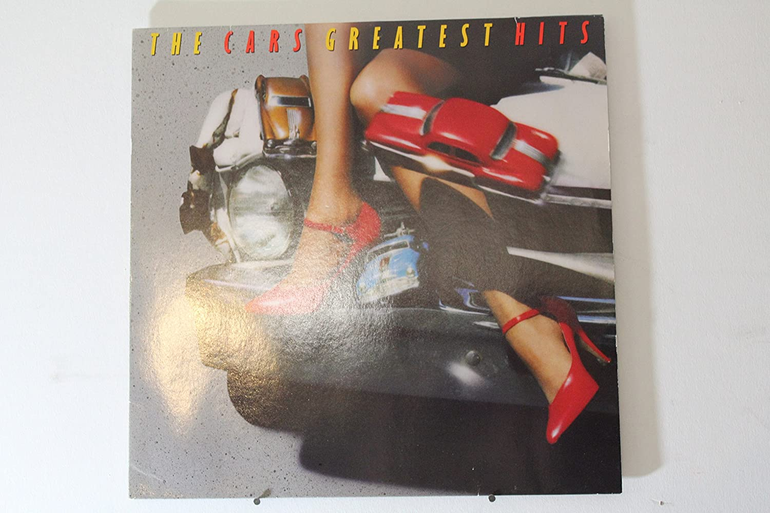 As Listed - Cars, The: Greatest Hits [Vinyl] The Cars