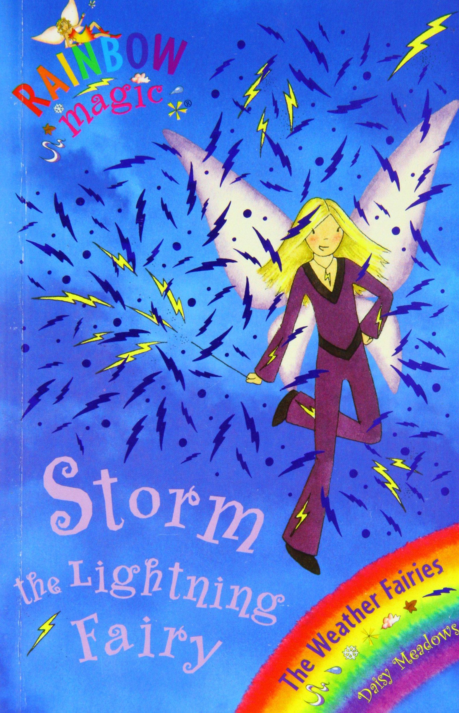 Buy Rainbow Magic Slipcase: Weather Fairies - Book Club Book Online ...