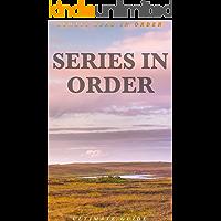 Series in Order: Diana Gabaldon Outlander: Outlander Order