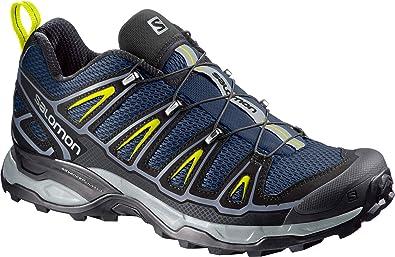 bleu eva semelle salomon chaussures de course Chaussures de