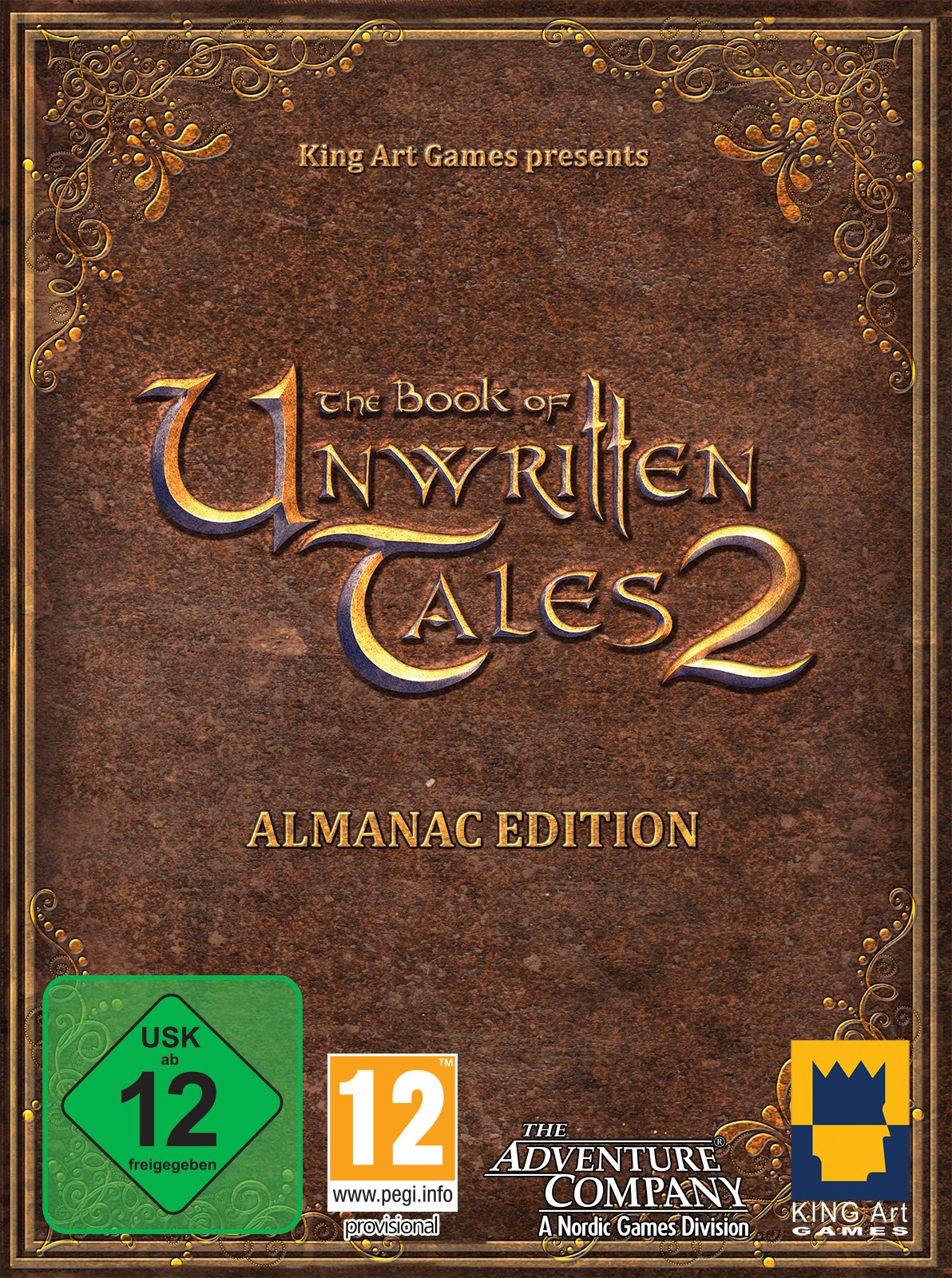 The Book of Unwritten Tales 2 - Almanac Edition (exkl. bei Amazon.de) product image