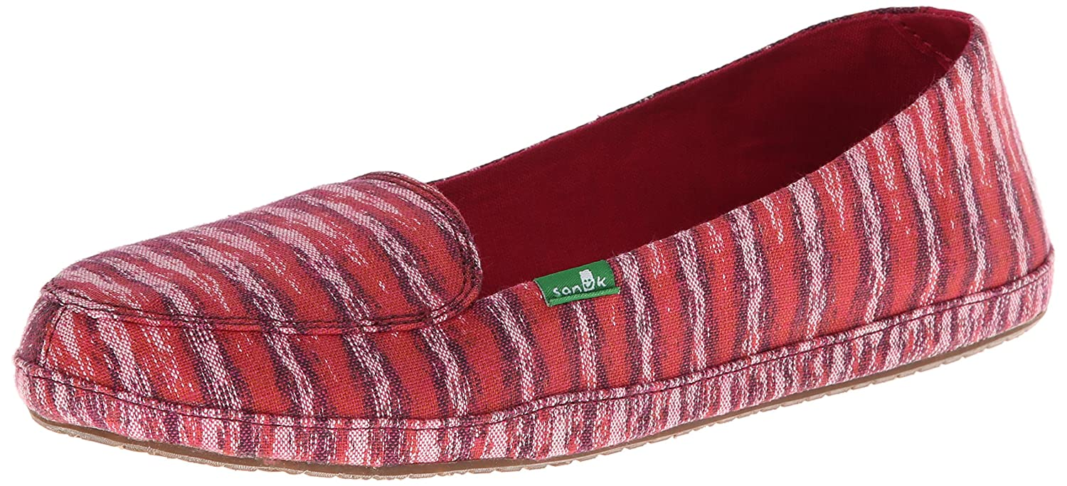 Sanuk Women's Folklore Slip-On Loafer