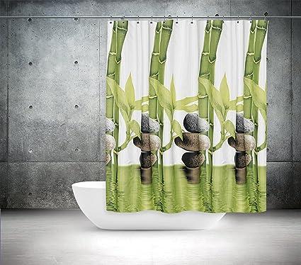 Amazon Asian Shower Curtain