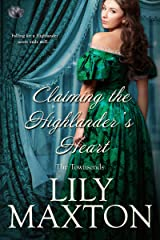 Claiming the Highlander's Heart (The Townsends Book 4) Kindle Edition