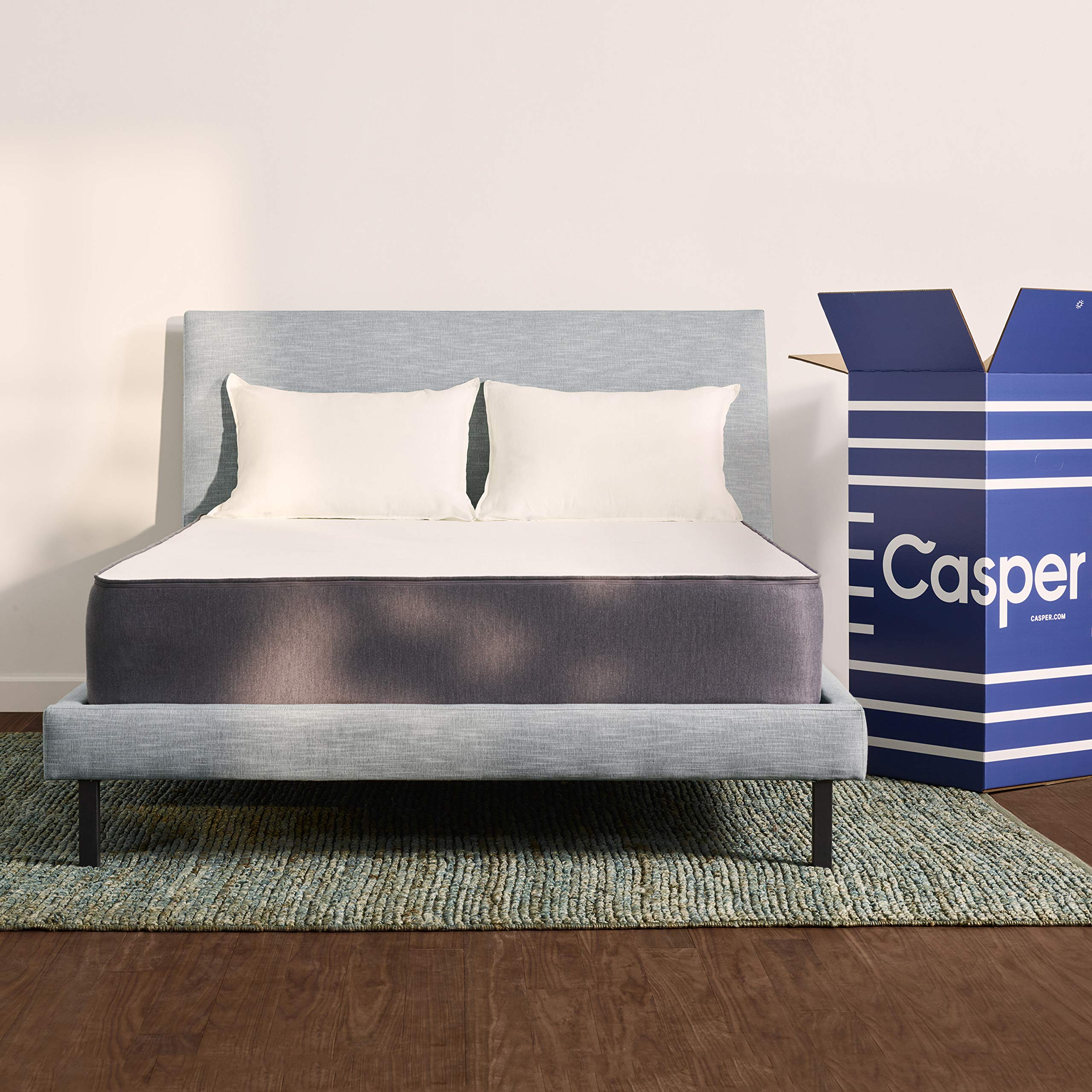 Casper Sleep Hybrid Mattress, King 12'' by Casper Sleep