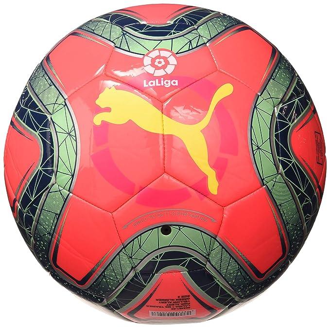 PUMA LaLiga 1 Ms Trainer Balón de Fútbol, Unisex Adulto: Amazon.es ...