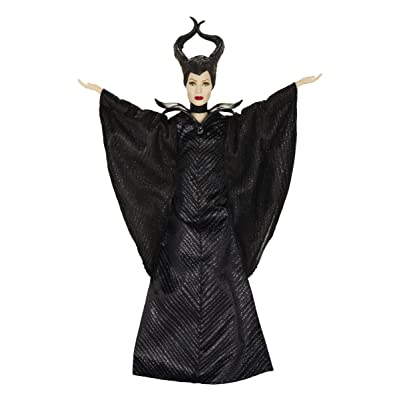 "Maleficent Maleficent: 11.5"" Dark Beauty Maleficent Doll: Toys & Games"