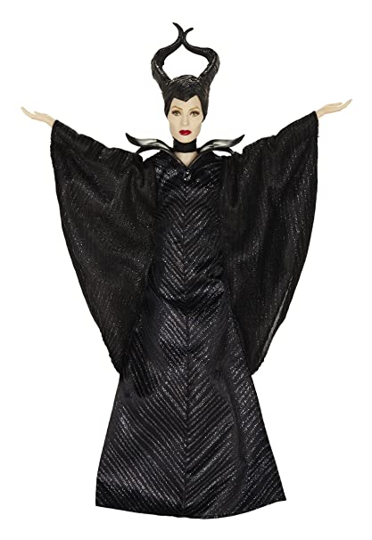 Maleficent Maleficent 11 5 Dark Beauty Maleficent Doll