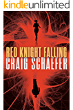 Red Knight Falling (Harmony Black Series Book 2)