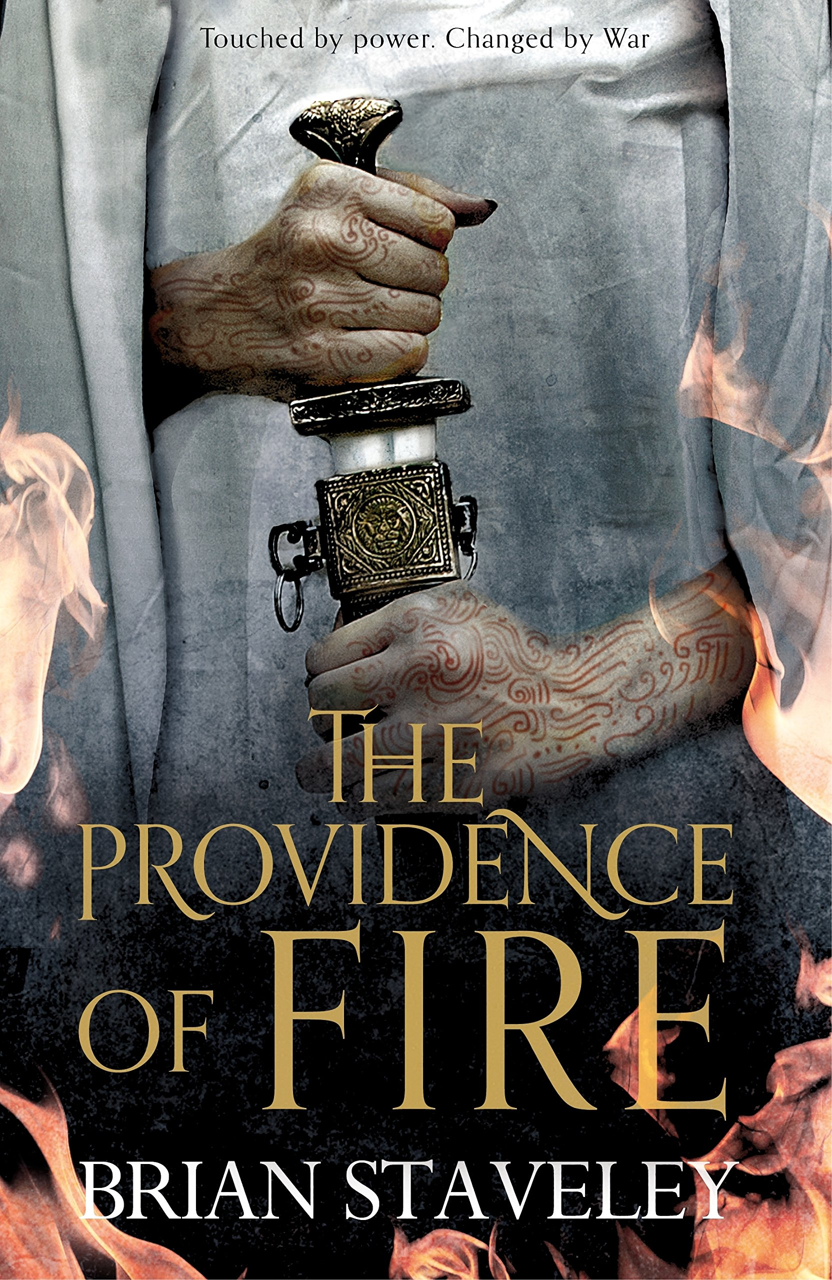 The Providence of Fire (Chronicle of the Unhewn Throne) ebook