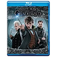 Deals on Fantastic Beasts: The Crimes of Grindelwald (Blu-ray)