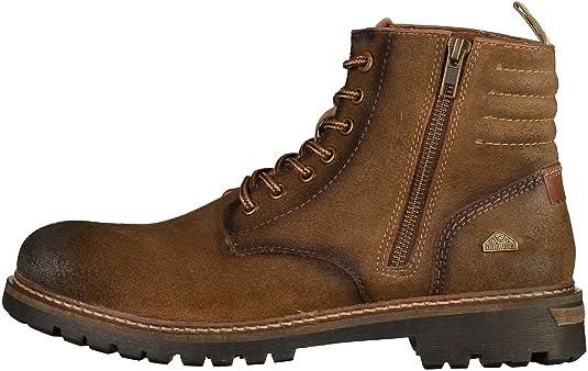 Dockers 41BN001 Herren Stiefelette Braun, EU 45: Amazon.de: Schuhe &  Handtaschen