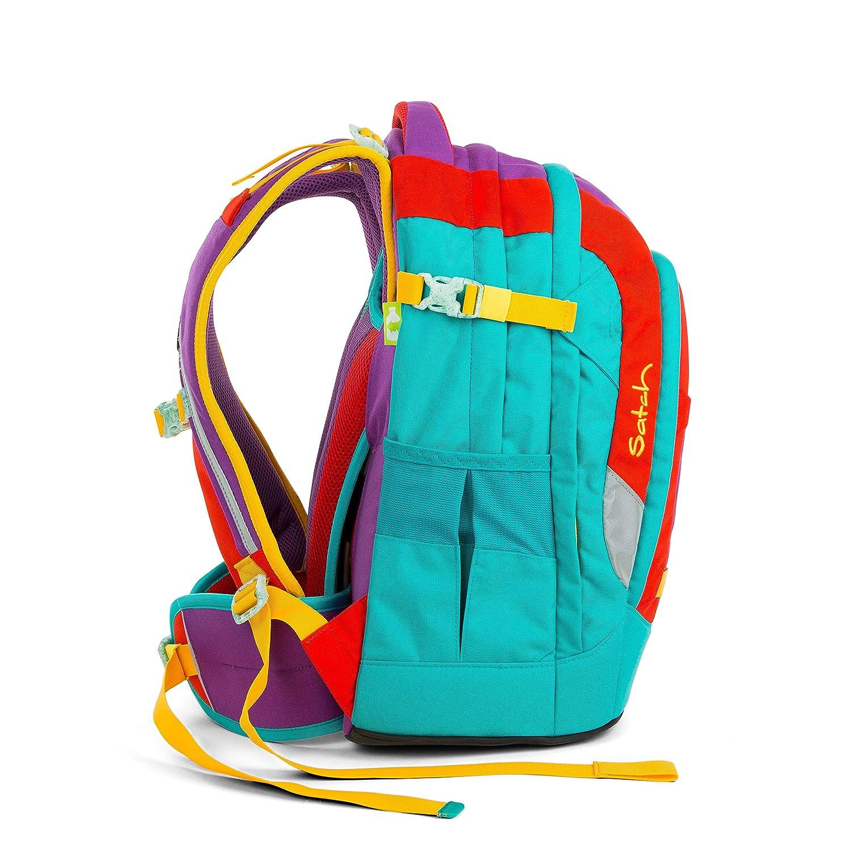 Satch Pack ergonomischer Schulrucksack für für für Mädchen und Jungen - Ivy Blossom B071V5ZNH6 | Attraktiv Und Langlebig  | Modernes Design  | Glücklicher Startpunkt  481856