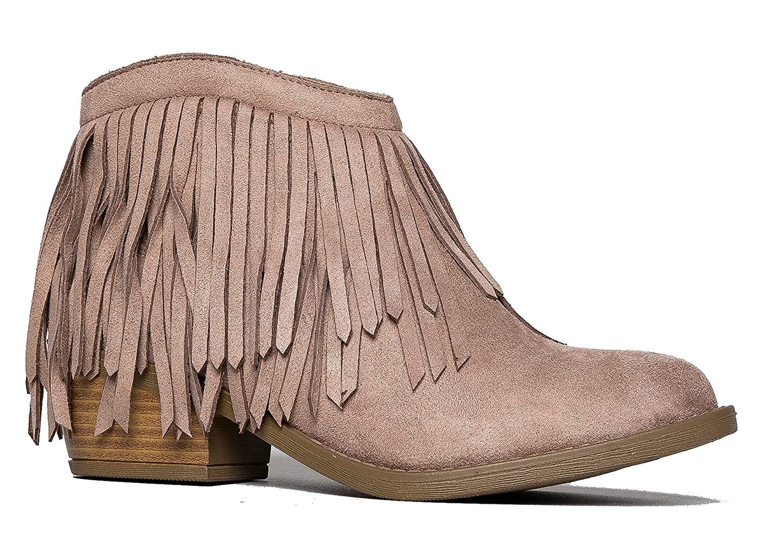 Lt Taupe Suede*