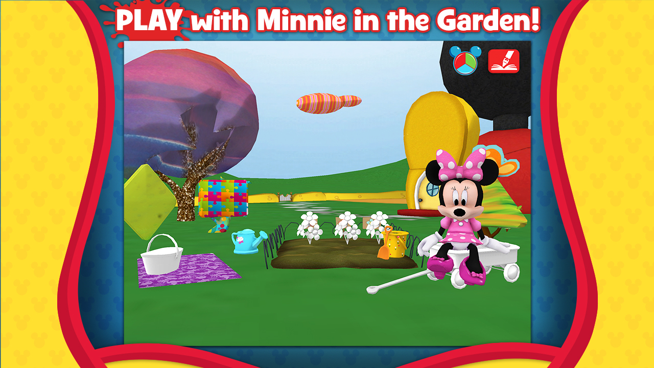 Amazon.com: Mickey Mouse Clubhouse Color and Play: Appstore for Android