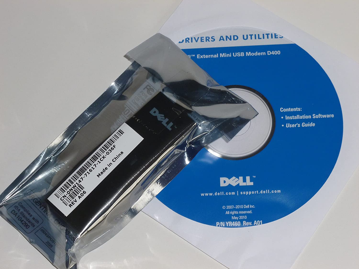 Dell Precision M6400 Conexant D400,External USB 56K Modem Drivers for Windows Mac