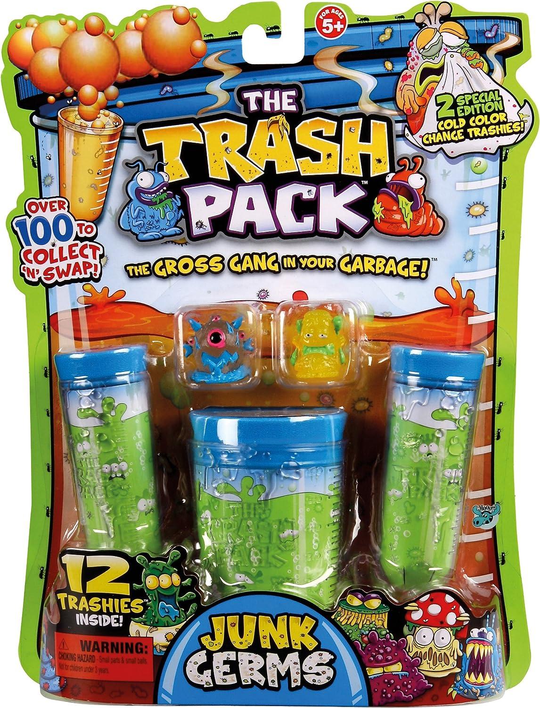 The Trash Pack - Blister de 12 basurillas (Giochi Preziosi 68386), modelos surtidos: Amazon.es: Juguetes y juegos