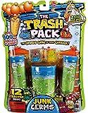 The Trash Pack - Blister de 12 basurillas (Giochi Preziosi 68386), modelos surtidos