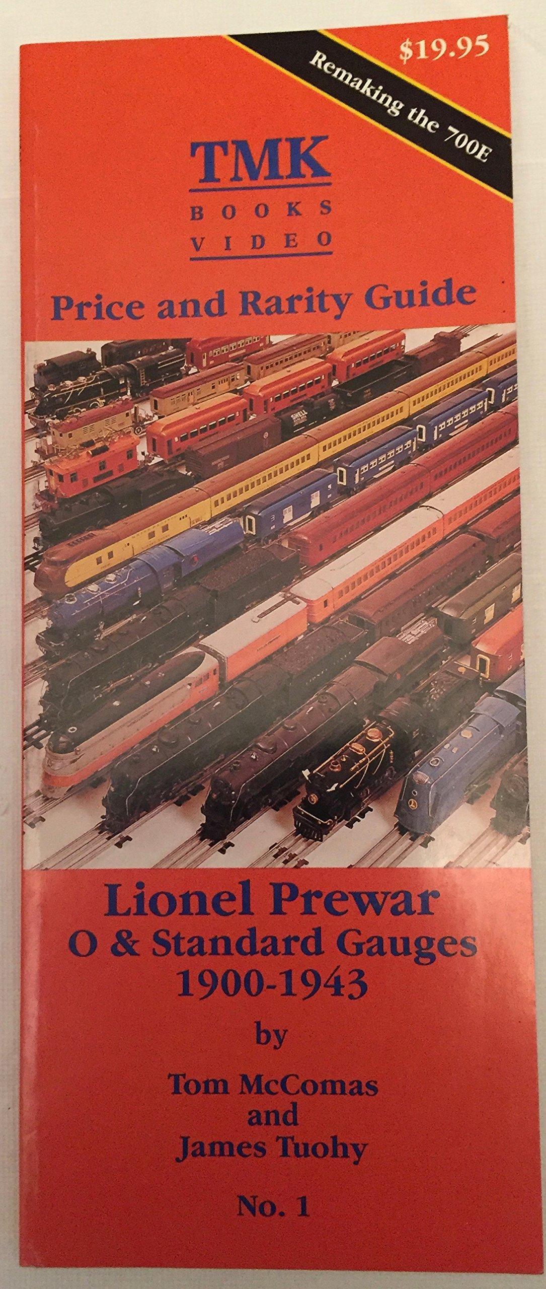 lionel prewar o standard gauges 1900 1943 price and rarity guide rh amazon com Rarity as a Human My Little Pony Rarity