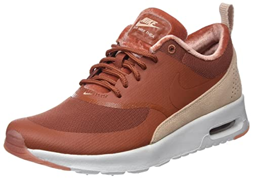 2dc8c094a110f9 Nike Damen Air Max Thea Lx Gymnastikschuhe Pink Dusty Peach Bio Be 201