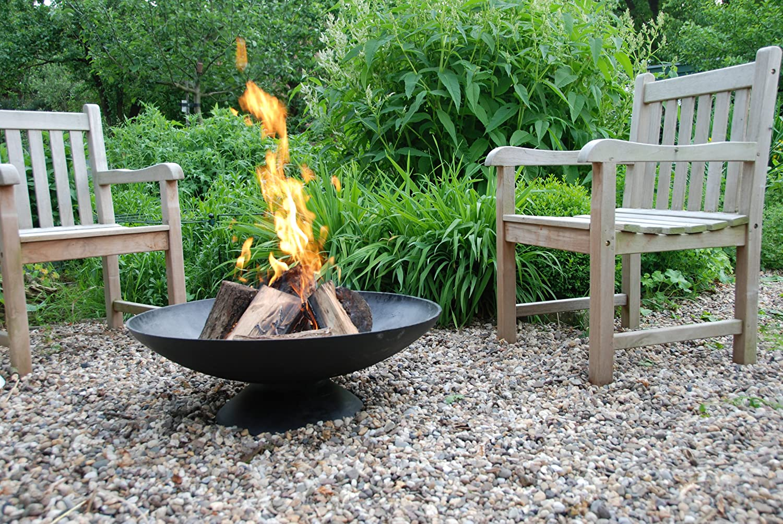 Esschert Design FF90 Fire Bowl, X-Large: Amazon.ca: Patio, Lawn & Garden