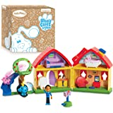 Blues Clues & You Blue's House Playset