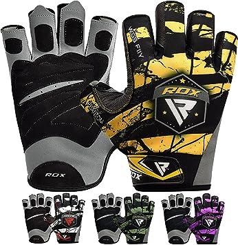 Rdx Krafttraining Handschuhe Fitness Training Gym Gewichthen Bodybuilding Um Jeden Preis Trainingshandschuhe/zughilfen Krafttraining & Gewichte